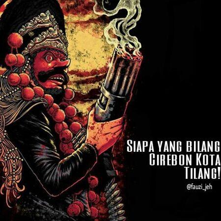 Meme Cirebon Kota Tilang 10