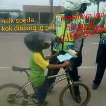 Meme Cirebon Kota Tilang 4