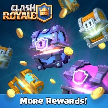 Update Clash Royale 3 Mei 1