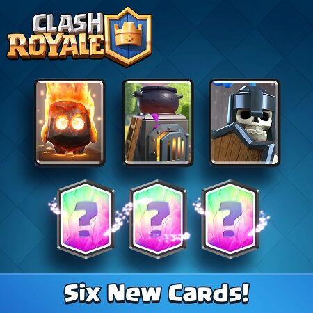Kartu Baru Clash Royale 1