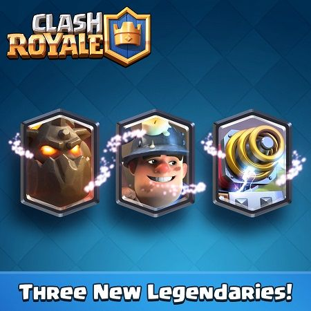 Kartu Baru Clash Royale 2