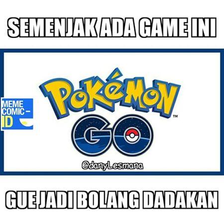 Meme Pokemon Go 15