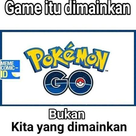 Meme Pokemon Go 17