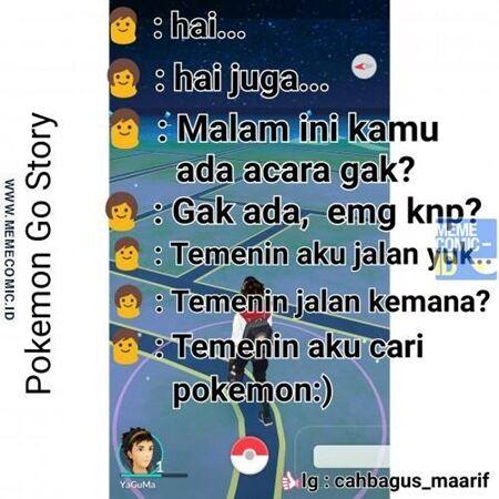 Meme Pokemon Go 2