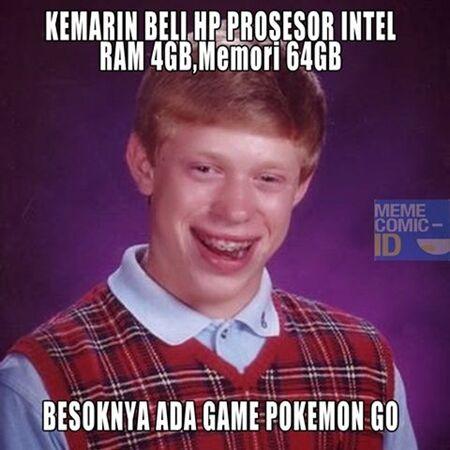 Meme Pokemon Go 3