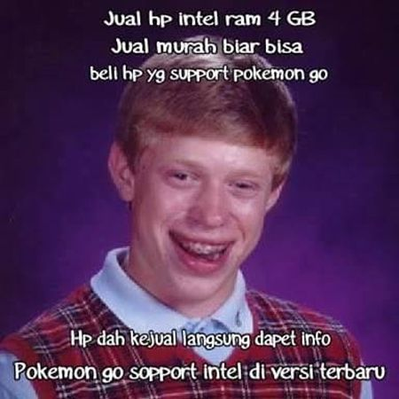 Meme Pokemon Go 33