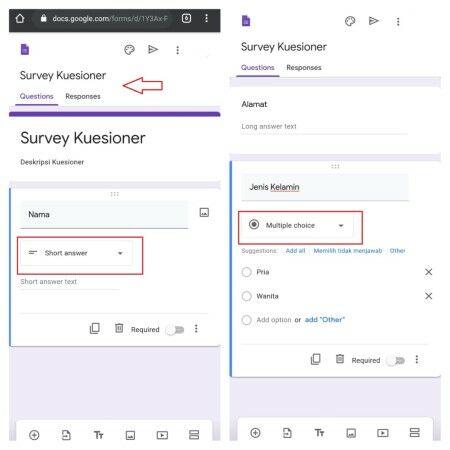 Cara Membuat Kuesioner Di Google Forms B1cf0