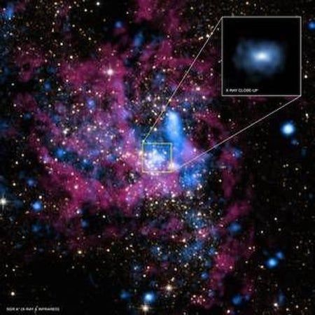 Nama Black Hole Terbesar Di Alam Semesta 81dca