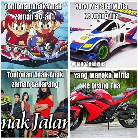 Meme Anak Jalanan 4