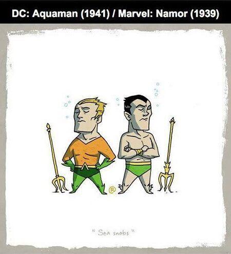 Karakter Ds Vs Marvel 10