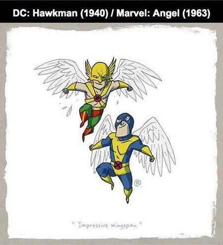 Karakter Ds Vs Marvel 21