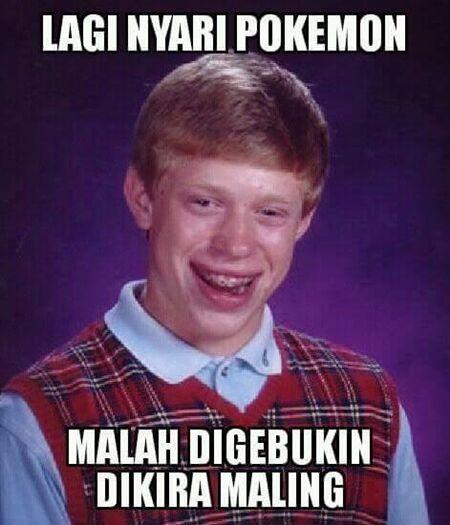 Meme Pokemon Go 32