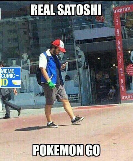 Meme Pokemon Go 11
