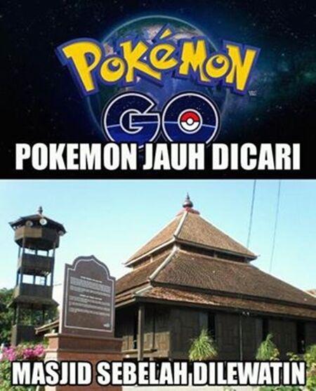 Meme Pokemon Go 8