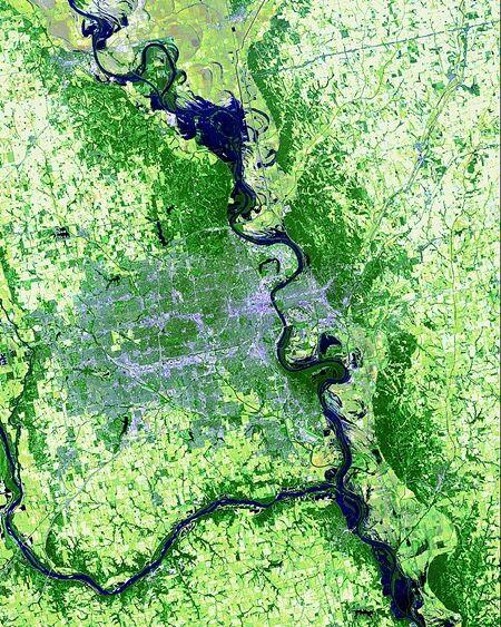 Foto Bumi Dahulu Dan Saat Ini Mini 25