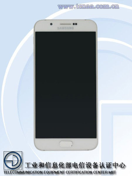 Samsung Galaxy A8 Tenaa Certification 1