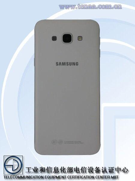 Samsung Galaxy A8 Tenaa Certification 4