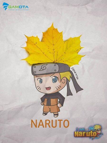 Karakter Naruto Unik 1
