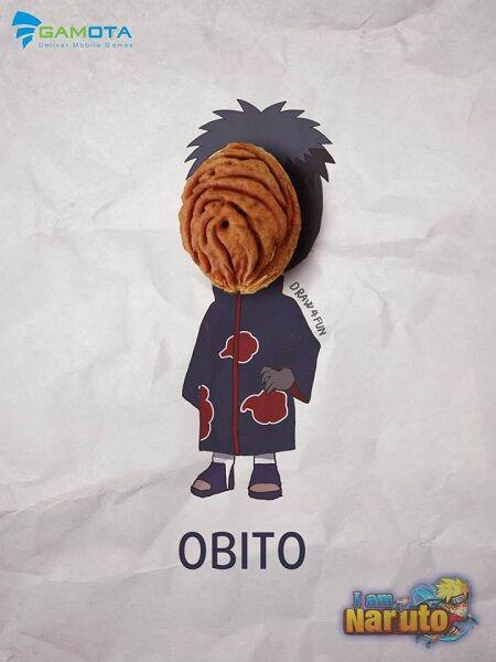 Karakter Naruto Unik 9