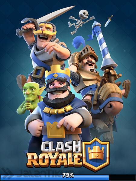 Cara Download Dan Main Clash Royale 6