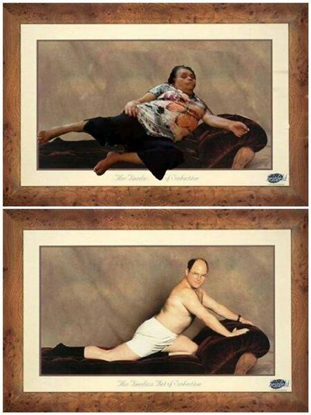 Ibu Ibu Jadi Editan Photoshop 19