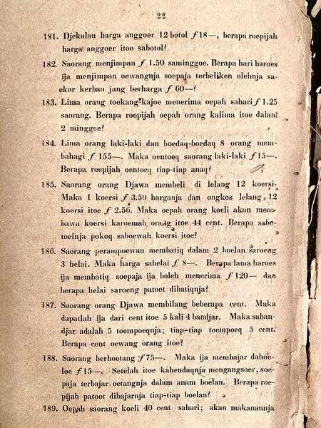 Buku Matematika Kuno 4 0de9d