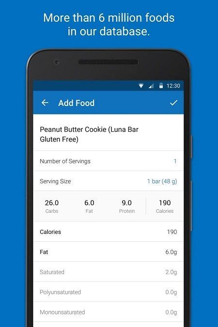 Aplikasi Android Penurun Berat Badan 1