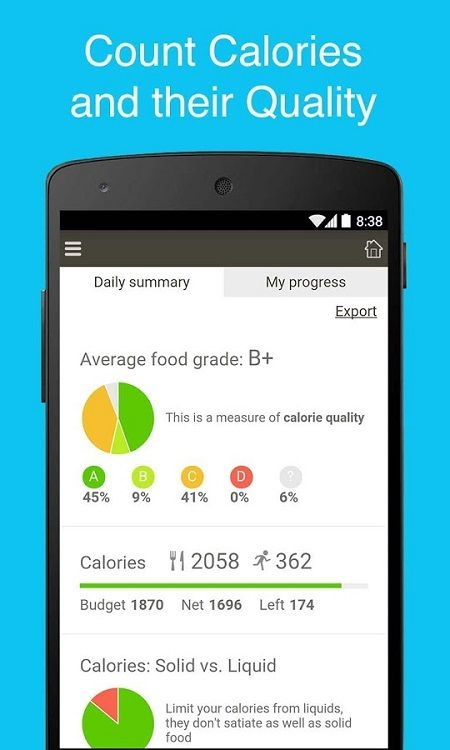 Aplikasi Android Penurun Berat Badan 3