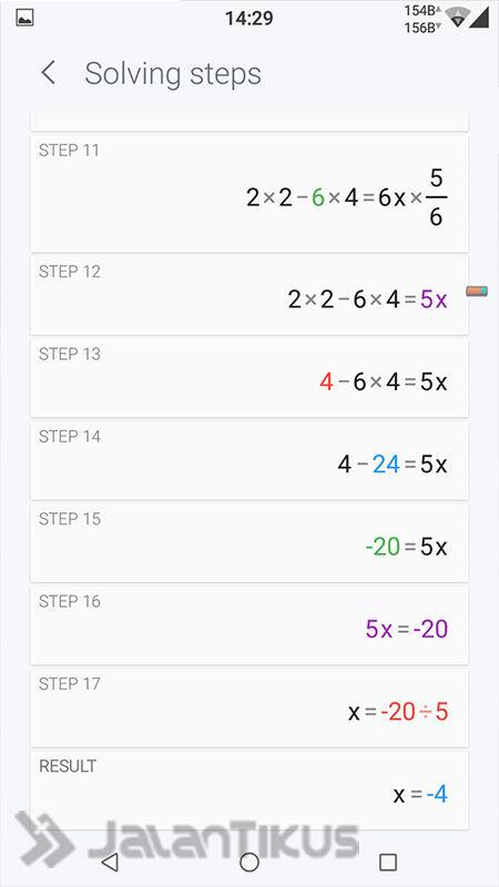 Cara Menemukan Kunci Jawaban Soal Matematika Hanya Dengan Difoto 2