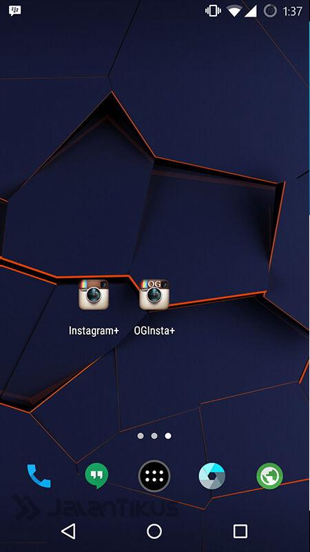 Cara Menjalankan Dua Akun Instagram Di Satu Android 3
