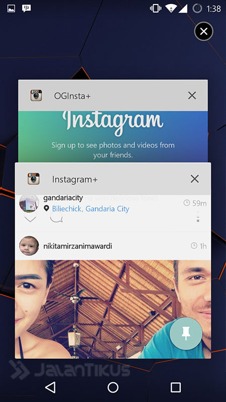 Cara Menjalankan Dua Akun Instagram Di Satu Android 4