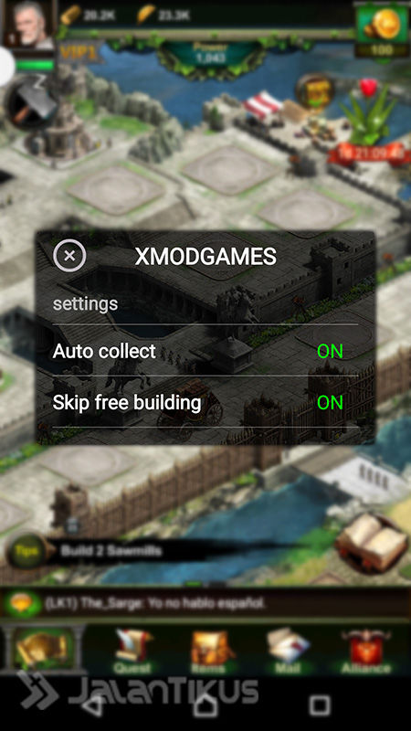 Xmodgames Clash Of Kings 2