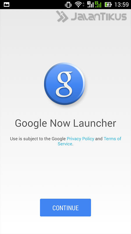 Cara Install Android M Launcher 4