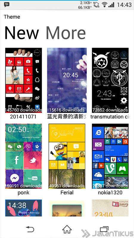 Ubah Android Jadi Windows8 4