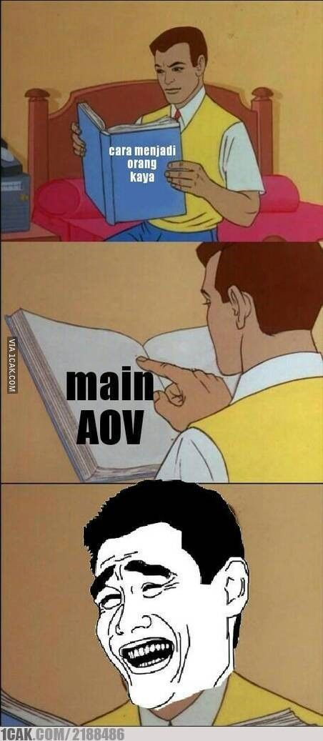 Meme Main Aov Dapat 7 Miliar 6