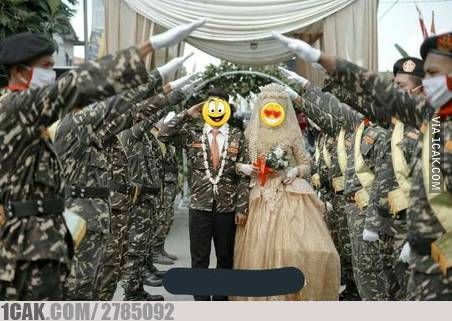 Konsep Pernikahan Unik Nazi 66749