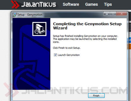 Cara Install Genymotion Di Pc 5