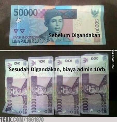 Meme Dimas Kanjeng Pengganda Uang 19