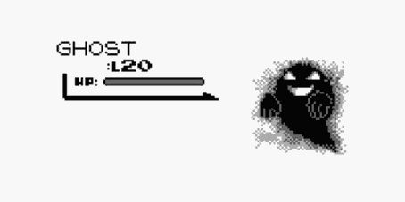 Pokemon Ghost Black