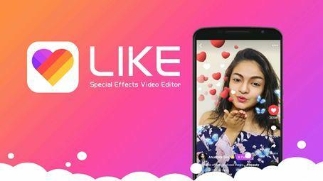 Aplikasi Edit Video Like