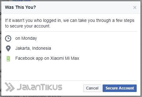 Cara Mengetahui Siapa Yang Mengakses Akun Facebook Kamu 3