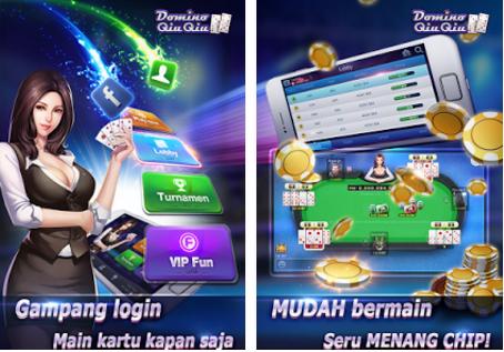 Game Domino Qiu Qiu