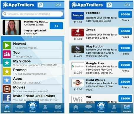 AppTrailers - Nonton Video Pendek Dibayar