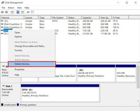 Cara Mengatasi Harddisk Eksternal Tidak Terbaca Di Explorer Windows 10 93dd2