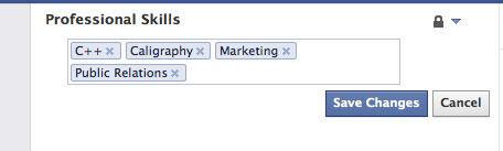 Fitur Baru Professional Skill Dari Facebook 2