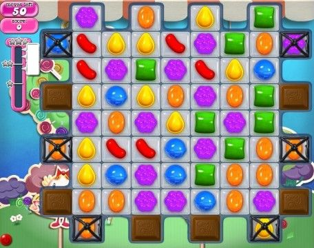 Level 65 Candy Crush Custom A8223