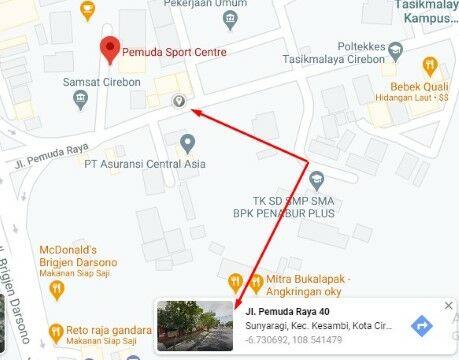 Cara Melihat Rumah Di Google Maps Android 88d6c
