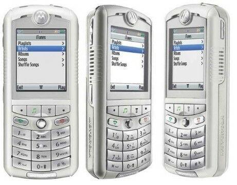 Motorola Rokr E1 B73b2