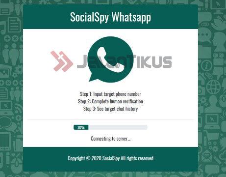 Kelemahan Social Spy Whatsapp Fff39