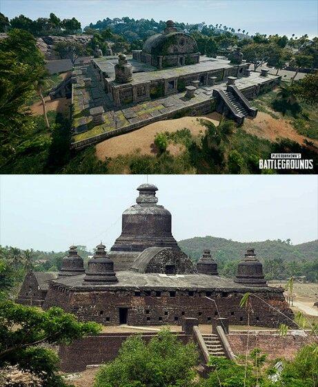 Lokasi PUBG Yang Terinspirasi Dari Dunia Nyata Ruins 59a15